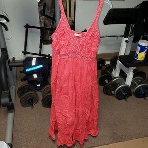 Vasna desire jrs sz medium maxi dress
